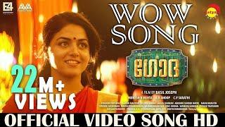 Wow Song Official HD | Godha | Wamiqa | Tovino | Aju Varghese | Basil Joseph | Shaan Rahman