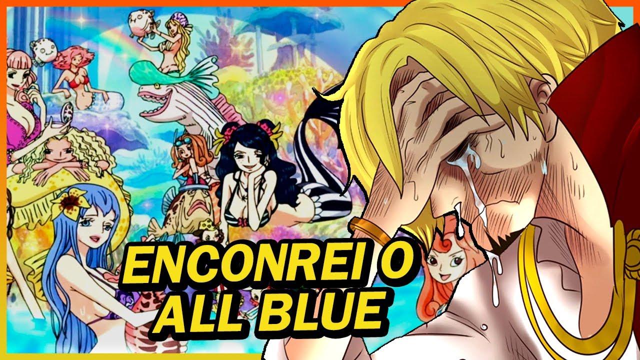 SONHO DO SANJI KK | Memes de One Piece #8 | Memes em Imagens