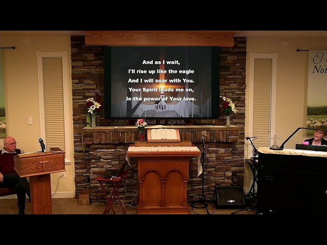 Sunday Service - Jan 24, 2021 - Psalm 119:161-168 Living A Life of Integrity