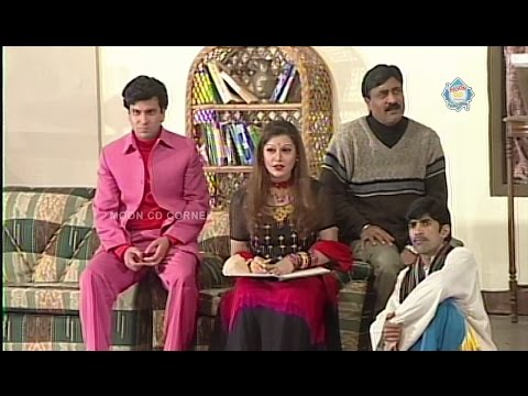 Tofaan Mail Tariq Teddy and Amanat chan New Pakistani Stage Drama Full Comedy Show