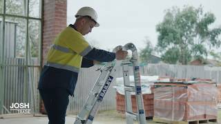 BSX 20 Multipurpose Ladder   FnB