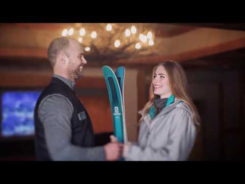 The Sundial Boutique Hotel Whistler - Winter Ski Experience