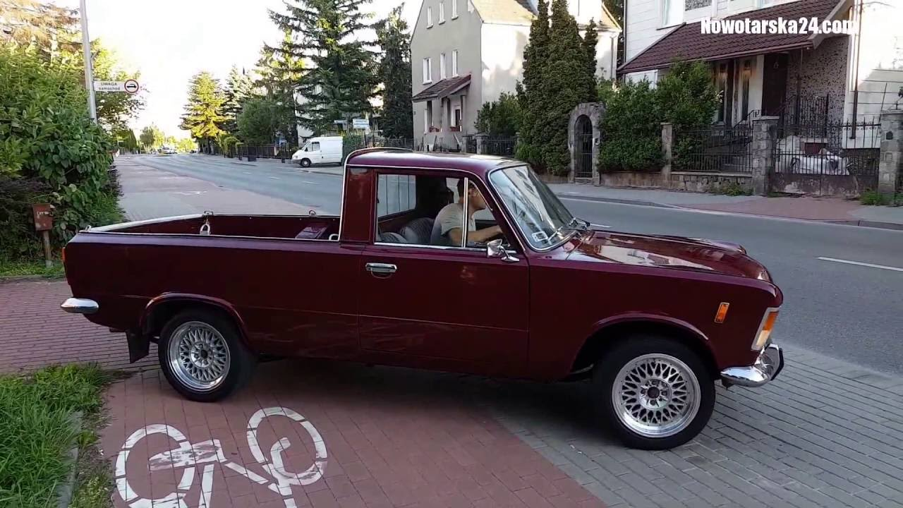 fiat 125p pick up 39 87 grzegorza z gda ska sopot tr jmiasto youtube. Black Bedroom Furniture Sets. Home Design Ideas
