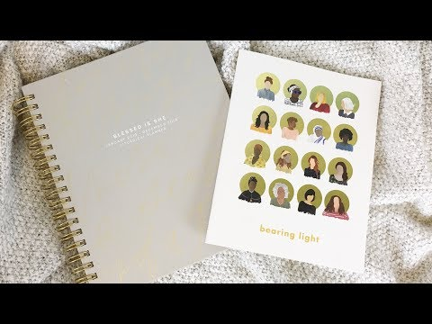 BLESSED IS SHE 2019 PLANNER
