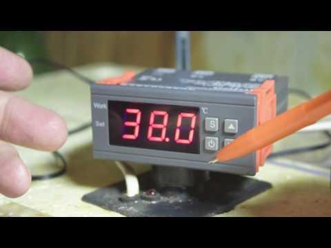 """Терморегулятор из Китая - ремонт инкубатора """"Золушка"""""""