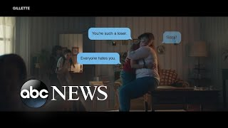 New Gillette ad calls for men to take action, be better in #MeToo era