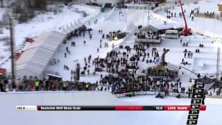 Iouri Podladtchikov - Semi Final run at the Arctic Challenge Halfpipe 2013