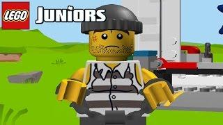 ЛОВИ ВОРИШКУ Мультик Игра LEGO Джуниорс Квест / LEGO JUNIORS Quest
