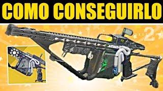 Destiny 2: COMO CONSEGUIR ARBALESTA! Trucos & Opinion