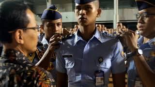 Peresmian PDH Bea Cukai PKN STAN 2018