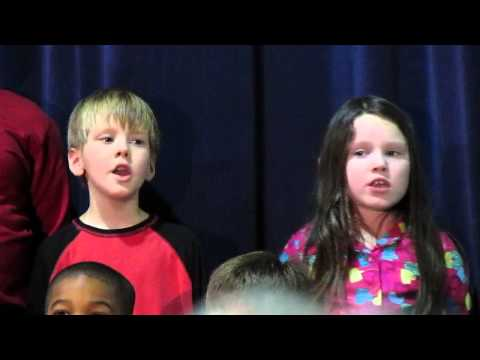 """""""My God Is Awesome"""" By Jesus Is Lord Christian School Little Ones"""