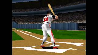 Bottom of the 9th 99 ... (PS1) 60fps