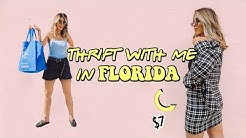 thrift with me in FLORIDA ☆ Goodwill THRIFT HAUL