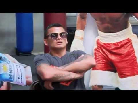 Marcos Maidana sitdown with RingTV