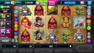 Slotomania 🎰 Android Gameplay Vegas Casino Slot Jackpot Big Mega Wins Spins