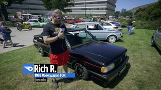 homepage tile video photo for Rich and his 1993 Volkswagen Fox