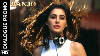 Nargis Fakhri sweeps Riteish & Band off their feet | Banjo | Dialogue Promo
