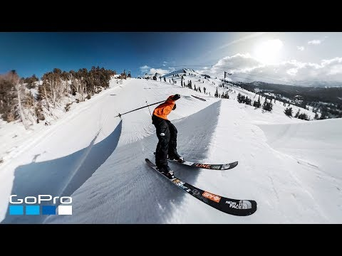 GoPro: MAX Park Session | Mammoth Mountain In 4K
