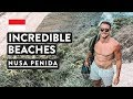 THE OTHER SIDE OF NUSA PENIDA | Diamond and Atuh Beach | Bali Travel Vlog