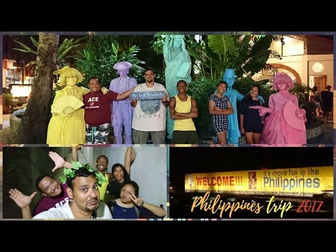 Philippines trip 2017
