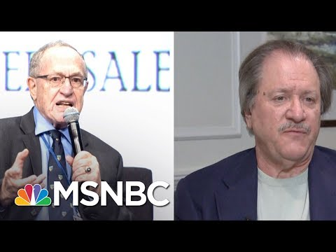 President Trump Allies Take To FOX News To Give Him Legal Advice On Mueller | The 11th Hour | MSNBC
