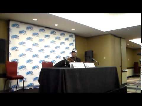 Q&A With The Cast Of SuperNatural OF Cindy Sampson & Steven Williams@ boy Expo Tampa 2014