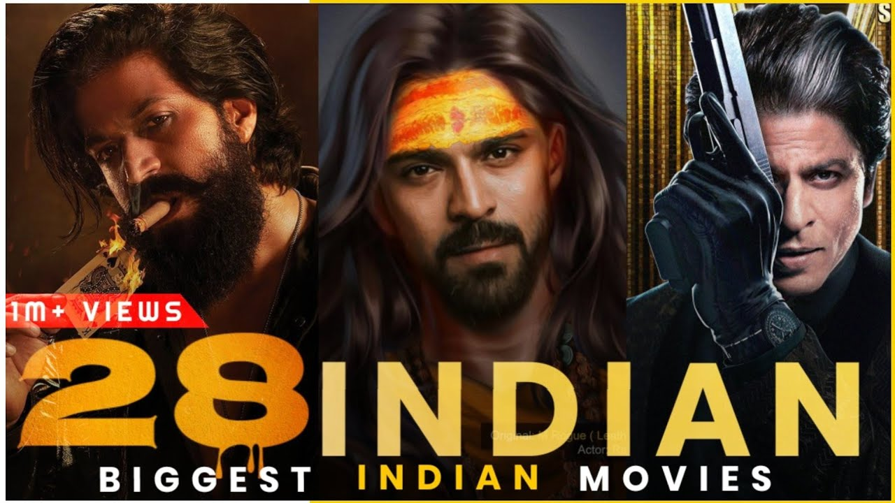 Download 28 Biggest Upcoming INDIAN Movies | 2021 (Hindi ) | South Indian Vs Bollywood | High Expection