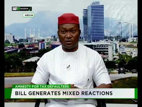 Linus Okorie speaks on Amnesty Bill for treasury looters