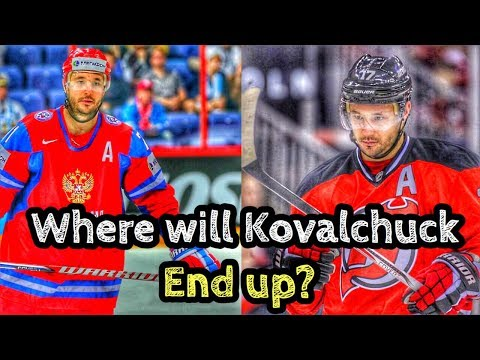 Ilya Kovalchuck What NHL Team Will He Play For?