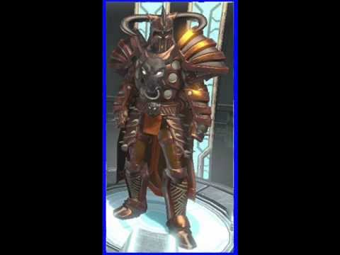Dc Universe Online Tier 4 Pve Iconic Battle Suits Guide Youtube