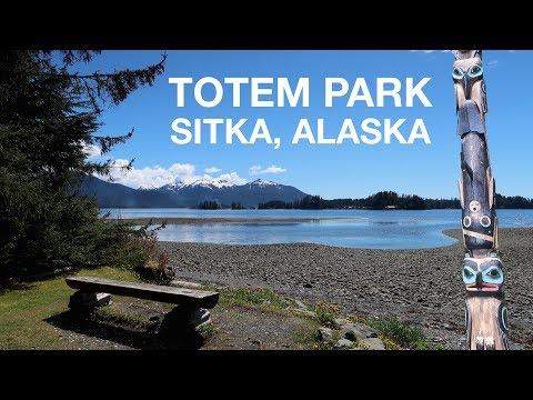 Totem Park | Sitka National Historical Park, Alaska