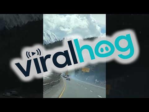 Bob Hauer - Runaway Semi Hits Runaway Truck Ramp