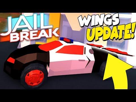 BUYING EVERY NEW CAR SPOILER & WINGS!!! (Roblox Jailbreak - SPOILERS & WINGS UPDATE)