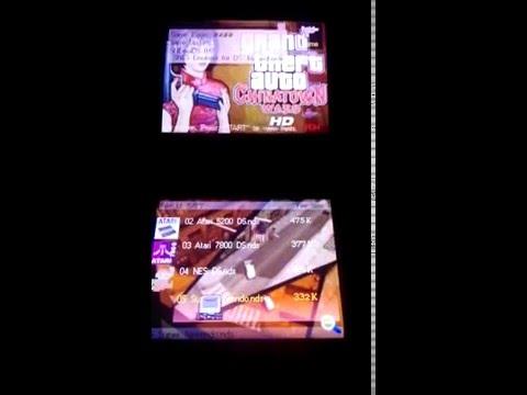 Retro Game Emulators On Nintendo DS
