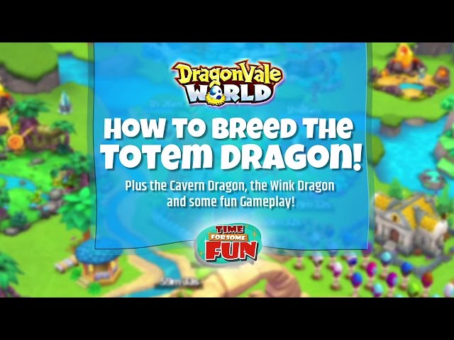 DragonVale World' Breeding Guide: How To Breed Venom, Cinder, Totem