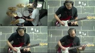 Gunslinger -Avenged Sevenfold (Full Guitar and Drum Cover)