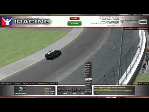 Premier Race Network Race for the Chase Race #2 @ New Hampshire Motor Speedway Cup Series Part 1