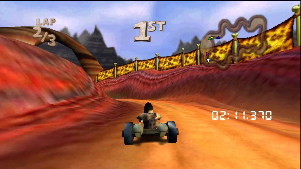 Cro-mag rally xblig gameplay youtube.