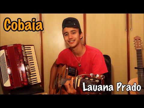 Cobaia - Lauana Prado - Cover Dalmi Junior
