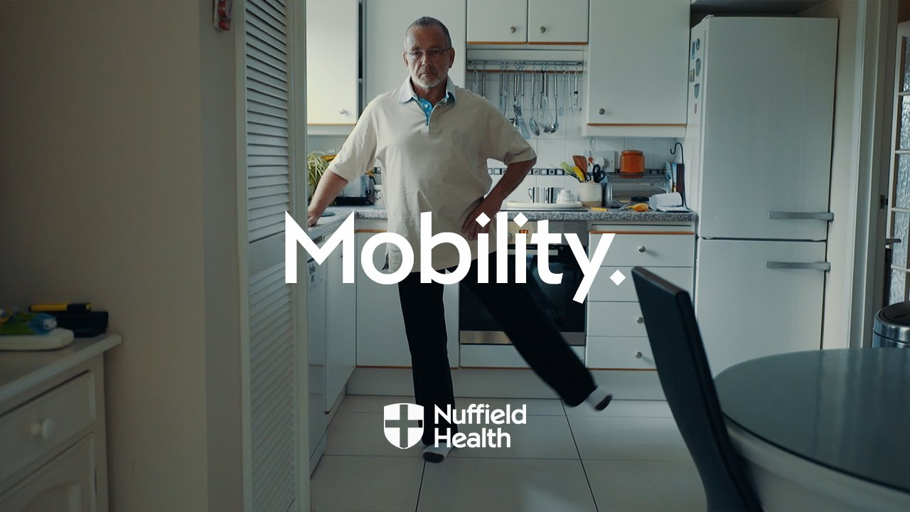Exercises After Hip Replacement | Nuffield Health - YouTube
