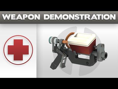 Weapon Demonstration: Overdose