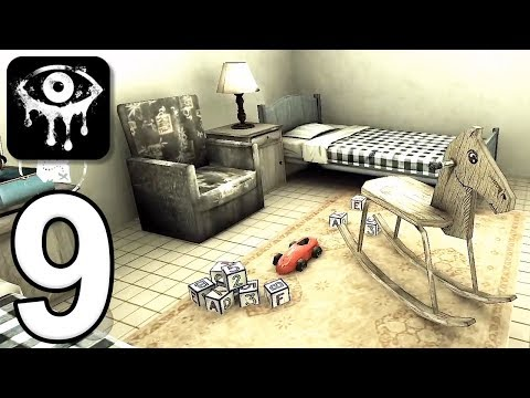 Eyes: The Horror Game - Gameplay Walkthrough Part 9 - New Mansion Update (iOS, Android)