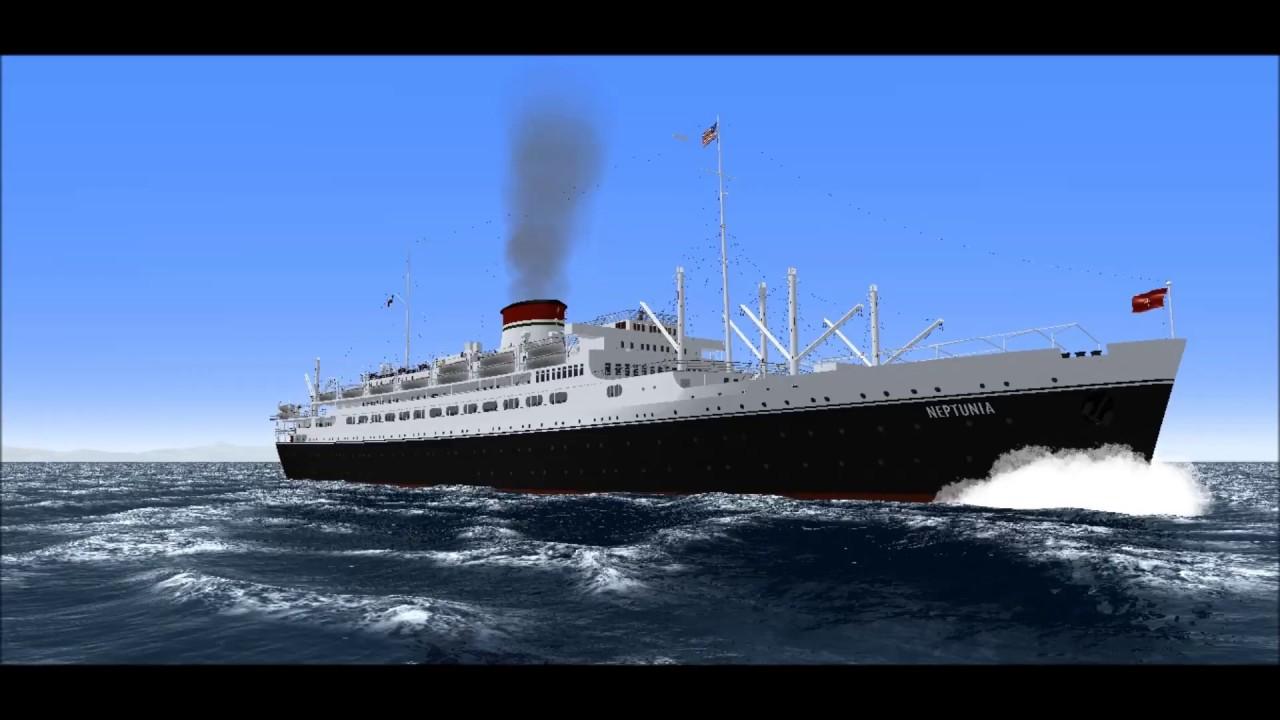 SS Neptunia Virtual Sailor- Vehicle Simulator