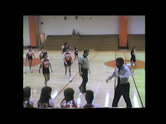 NCCS - Plattsburgh JV Girls  12-15-86