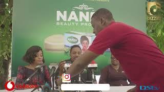 Nandy Azindua Bidhaa Yake Ya Sabuni Na Mafuta na Kuahidi itapatikana Kote Tanzania