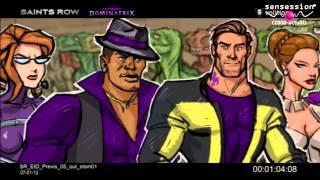 Enter the Dominatrix (Saints Row IV DLC) Análisis Sensession
