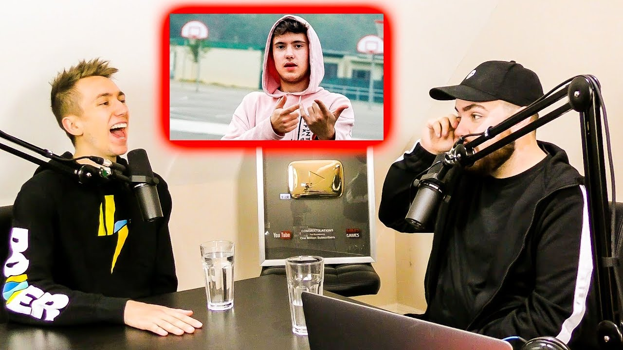 Download Miniminter & Randolph React to Quadeca - Insecure (KSI Diss Track)