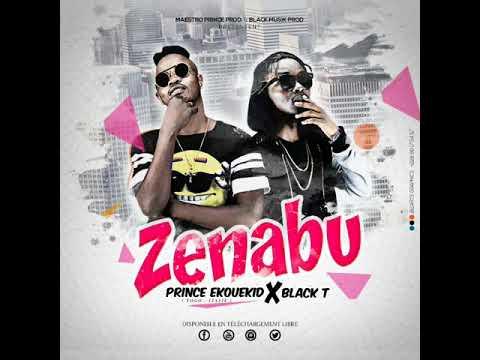 "Prince Ekouekid Ft Black T - ""Zenabu"" Prod By Blackt.mp3"