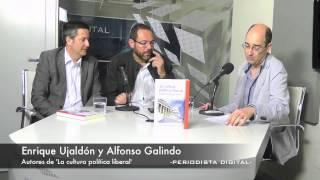 Enrique Ujaldón y Alfonso Galindo, autores de