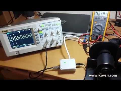 Светодиодные LED лампочки H4 6000K (Ваз 2114) - Обзор, тест.